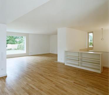 parkett fu bodenheizung bau au erhalb der stadt. Black Bedroom Furniture Sets. Home Design Ideas